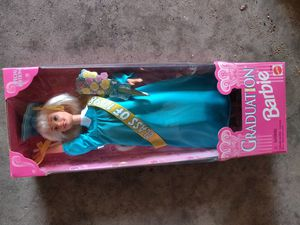 Class of 1998 graduation collector Barbie for Sale in White Bear Lake, MN