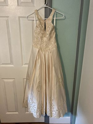 Ivory Confirmation Dress/ Quinceanera/ Quince/ Quinceañera/ Pageant/ Photoshoot/ Dance/ Wedding Flower Girl/ Vestido for Sale in San Diego, CA
