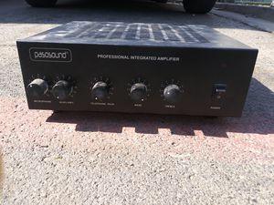 Pasosound p30bgm for Sale in Ceres, CA