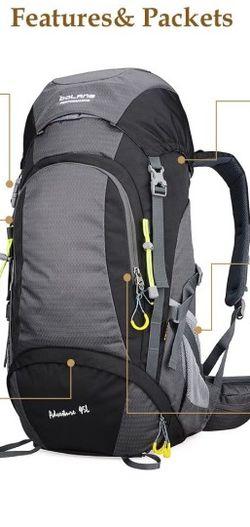 Summit 45 Internal Frame Pack Hiking Daypack Outdoor Waterproof Travel Backpacks for Sale in Jurupa Valley,  CA