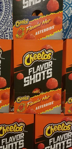 Hot Cheetos Asteroids for Sale in Long Beach, CA