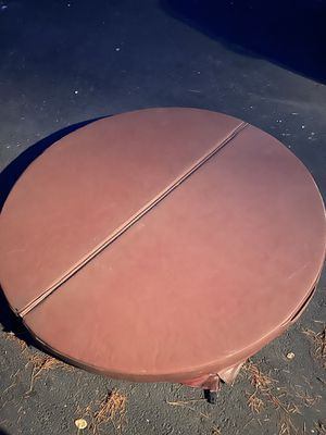 Cedar/redwood hot tub cover for Sale in Oakland, CA