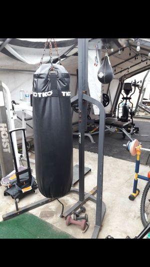 TKO punching bag/speedbag/gym for Sale in Chula Vista, CA
