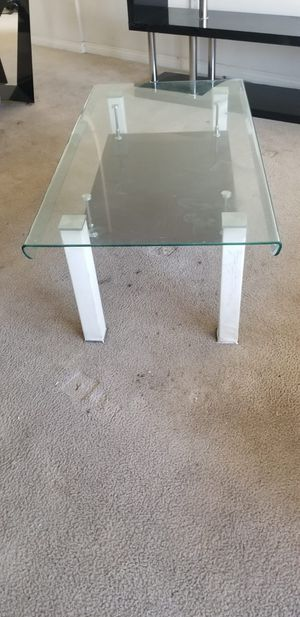 Glass table for Sale in Tustin, CA