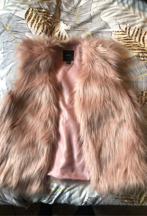 Fur vest for Sale in Shoreline, WA