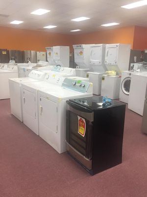 Take Advantage of our $53 down financing NO CREDIT CHECK we sell open box scratch & dent NEVER USED appliances for Sale in North Lauderdale, FL