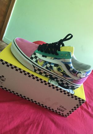 Mickey Mouse Vans (brand new) for Sale in Cheektowaga, NY