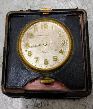 Antique travel clock for Sale in San Lorenzo, CA