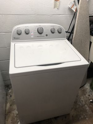 Whirlpool Washer/Dryer - $350 OBO for Sale in Herndon, VA