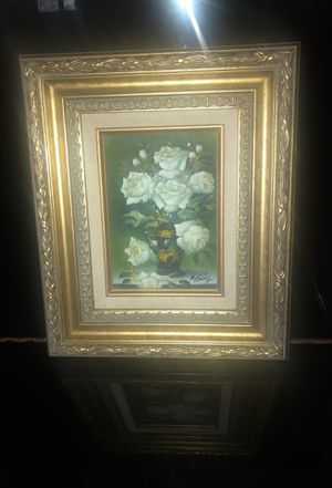 Floral painting for Sale in Santa Monica, CA