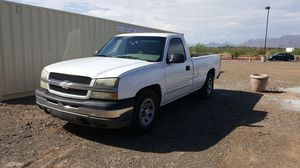 03 Chevy Silverado v6 for Sale in Scottsdale, AZ