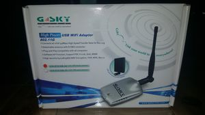 USB WIFI adapter for Sale in Topeka, KS