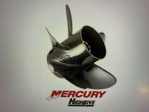 Mercury Quicksilver HighFive SSTL Propeller for Sale in Aurora, IL