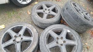 TL wheels 5x114. 17x 7.5 for Sale in Seattle, WA