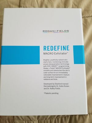 Rodan and Fields REDEFINE Macro Exfoliator NEW for Sale in Washington, DC