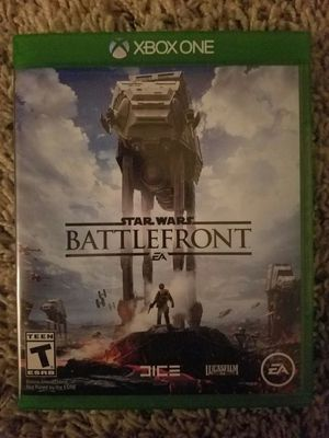 star wars xbox one for Sale in Akron, OH