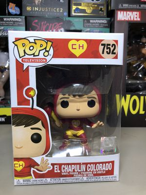 Funko Pop El Chapulín Colorado Action Figure Collectible for Sale in Long Beach, CA