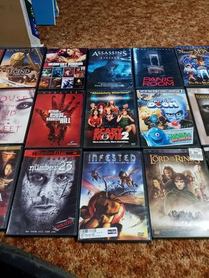 Dvd movies for Sale in Denver, CO
