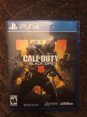 PS4 Call of duty black ops 3 for Sale in Annandale, VA