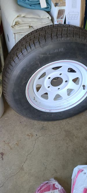 205/75/15 trailer tire llanta brand new for Sale in Highland, CA