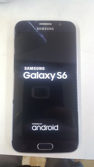 Samsung Galaxy s6 32g at&t unlocked for Sale in St Louis, MO