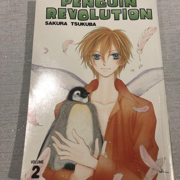 Penguin Revolution manga