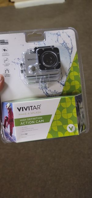 Go pro /high definition action camera for Sale in Franklin Square, NY
