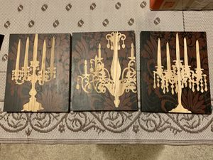 FREE wall art and vases - household items for Sale in Strongsville, OH
