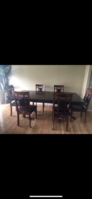 Large dining table for Sale in Falls Church, VA