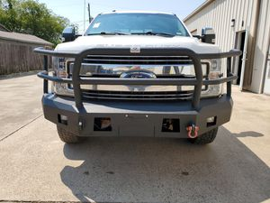 Tough Country Super Duty Front Winch Bumper for Sale in Fort Worth, TX