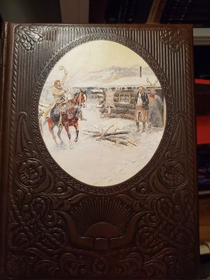Vintage books The Old West published by Time Life books for Sale in Colorado Springs, CO