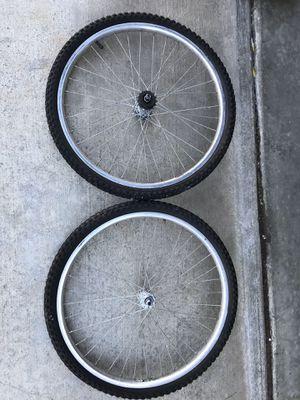 24x1.75 BMX wheels GT racelace sealed hubs vintage for Sale in San Diego, CA