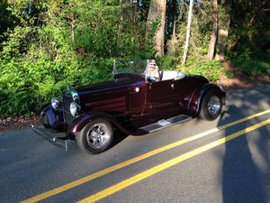 1929 model a street rod steel body, chevre let running gear high performance 350, THC 350, chrome Corvette rear end palma power disc brakes all aroun for Sale in Silverdale, WA