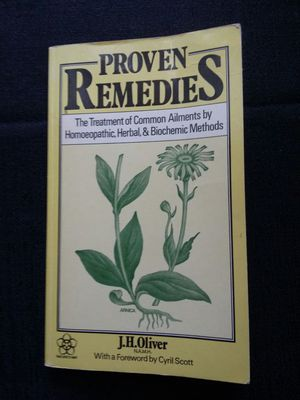Proven Remedies by J.H. Oliver for Sale in Wenatchee, WA