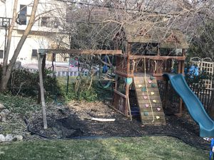 Jungle gym swingset, used. for Sale in Dearborn, MI