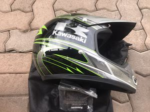 Kawasaki 2XL Motorcycle Helmet Brand New with Tags!!! for Sale in Chino, CA