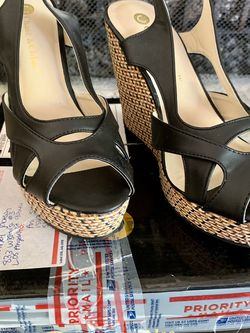 Beautiful New Wedge Shoes Perfect for Spring! for Sale in Los Angeles,  CA