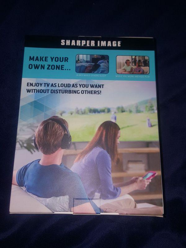 Ownzone Sharper Image Wireless Tv Headphones For Sale In Las Vegas