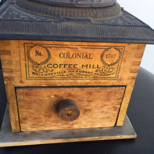Old Coffee Grinder / Mill
