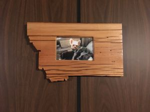 Montana picture frame for Sale in Butte, MT