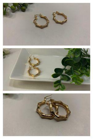 Hoop Geometric Trendy Earrings For Women for Sale in Irvine, CA