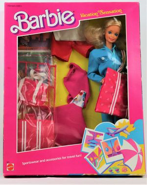 Vintage Vacation Sensation Barbie Doll 1988 for Sale in Oakland, CA
