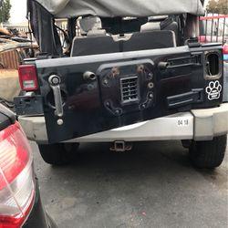 Jeep Wrangler Tailgate for Sale in Fontana,  CA