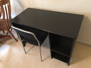 Desk and Chair for Sale for Sale in Odenton, MD
