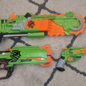 Nerf Guns Zombie Strike for Sale in East Los Angeles, CA