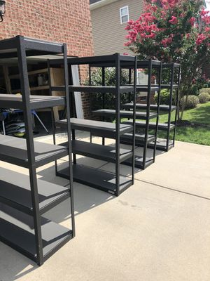 Whalen 5 tier shelving/ $50/ea. for Sale in Lake Park, NC