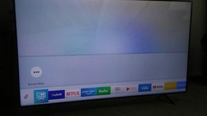 Samsung smart tv 4k 2019 for Sale in Durham, NC