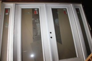 Double Door (prehung) w/ Sidelights - REDUCED! for Sale in Morristown, NJ