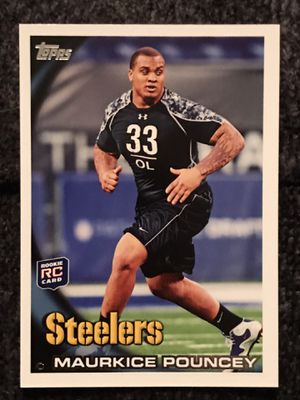 2010 topps maurkice pouncey rookie for Sale in Escalon, CA