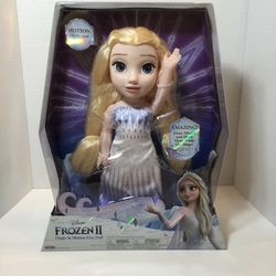 Disney Frozen 2 Magic In Motion Singing Queen Elsa Doll for Sale in Silver Spring,  MD